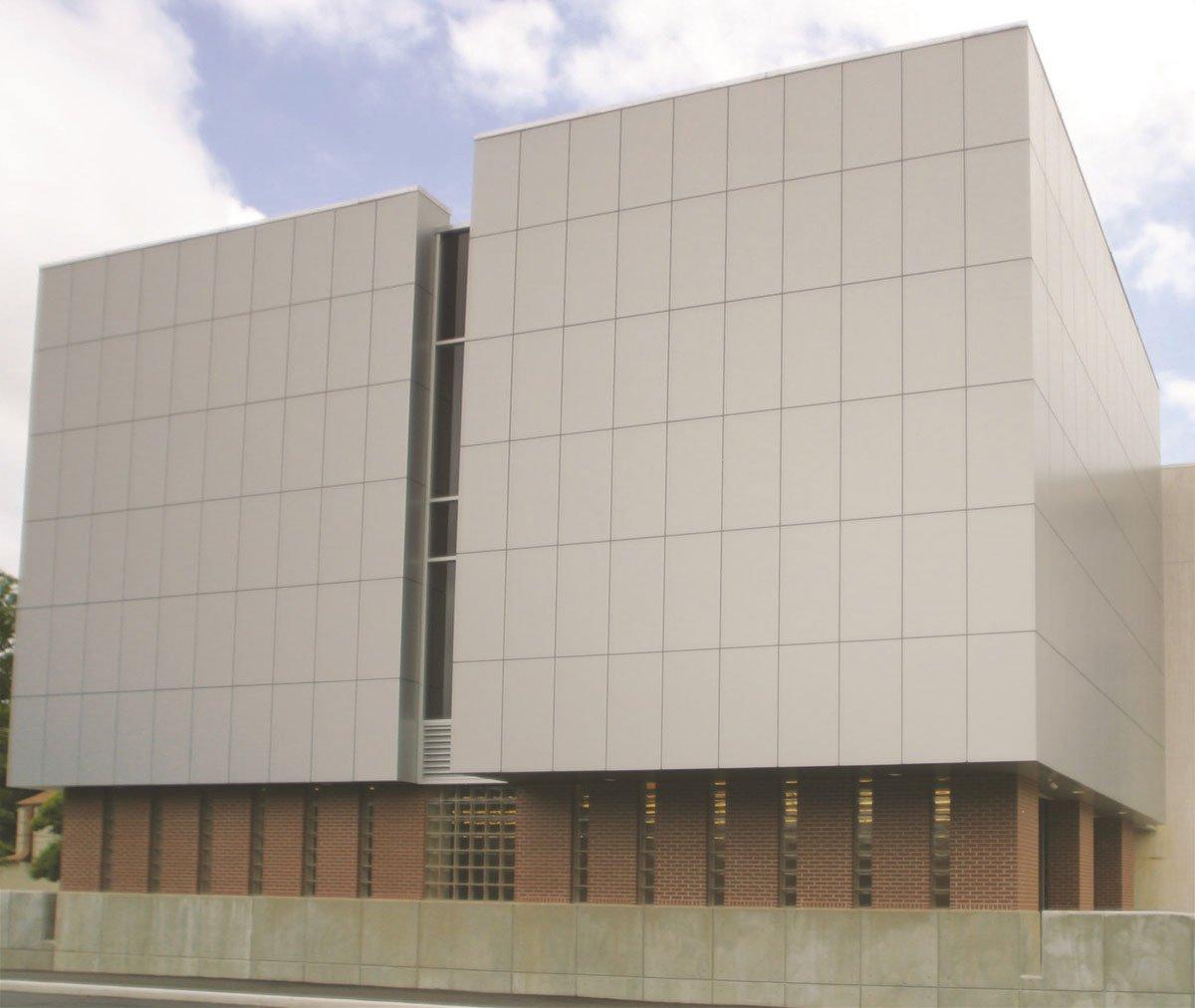 ACM Panel Systems, Aluminum Composite Materials