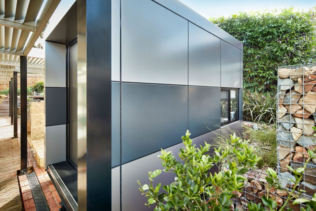 Alpolic Aluminum Composite Panels